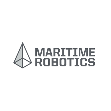 Maritime robotics logo kvadrat